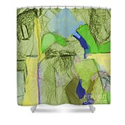 Benefit Of Concealment 1aa Shower Curtain