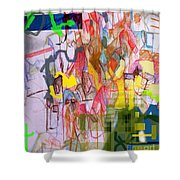 Benefit Of Concealment 1b Shower Curtain