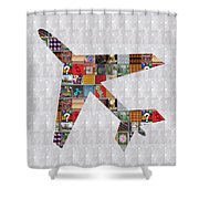 Aeroplane Fly Showcasing Navinjoshi Gallery Art Icons Buy Faa Products Or Download For Self Printing Shower Curtain