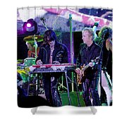 Aerosmith-brad-00134 Shower Curtain
