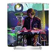 Aerosmith-joe Perry-00124 Shower Curtain