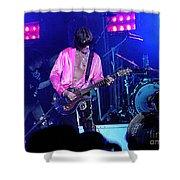 Aerosmith-joe Perry-00134-2 Shower Curtain
