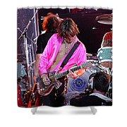 Aerosmith - Joe Perry -dsc00121 Shower Curtain