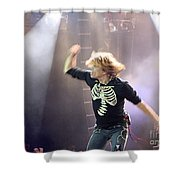 Aerosmith-steven Tyler-00193 Shower Curtain