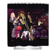Aerosmith - Steven Tyler - Dsc00072 Shower Curtain