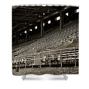 After The Game - Franklin Field Philadelphia Shower Curtain