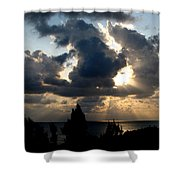 After The Storm Shower Curtain by John Chatterley