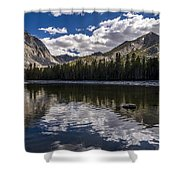 Afternoon At Dorothy Lake Shower Curtain