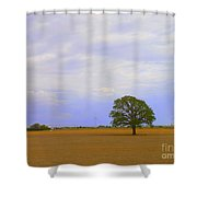 Afternoon In The Country Shower Curtain