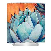 Agave 1 Shower Curtain
