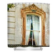 Ageless Savannah Ga Shower Curtain