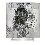 Self-renewal 16a Shower Curtain