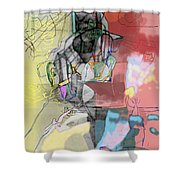 Self-renewal 5c6 Shower Curtain