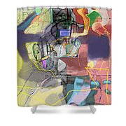 Self-renewal 5c7 Shower Curtain