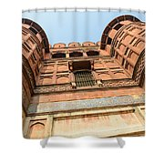 Agra Fort In India Shower Curtain