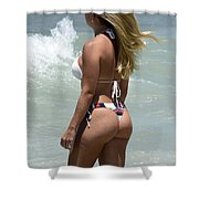 Beauty Of Brazil 1 Shower Curtain