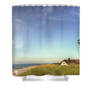 Ahrenshoop Shower Curtain