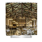 Ahwahnee Dining Room Shower Curtain