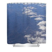 Ain't No Mountain High Enough Shower Curtain
