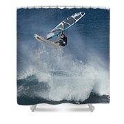 Airborn In Hawaii Shower Curtain