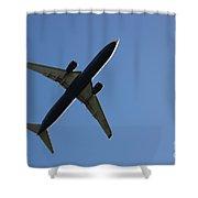 Airplane I Shower Curtain