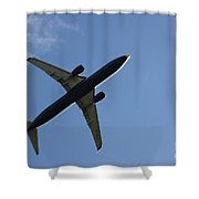Airplane II Shower Curtain