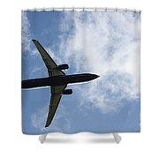 Airplane IIi Shower Curtain