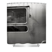 Airstream Shower Curtain
