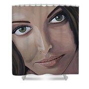 Aishwarya Rai Shower Curtain