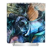 Akashic Memories From Subsurface Shower Curtain