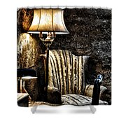 Al Capones Cell Shower Curtain