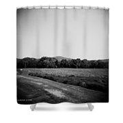Alabama Mountains 4 Shower Curtain