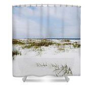 Alabama Point 1 Shower Curtain