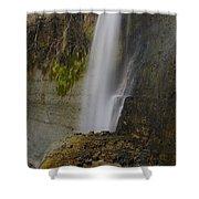 Alabama Waterfall Shower Curtain