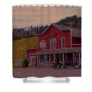 Aladin Wyoming  Shower Curtain