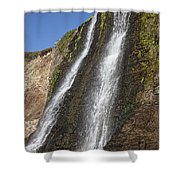 Alamere Falls Pacific Coast Shower Curtain