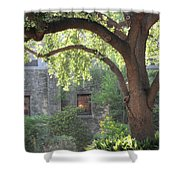 Alamo At Dusk Shower Curtain