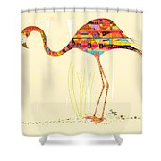 Alas The Day Shower Curtain