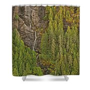 Alaska 8962 Shower Curtain