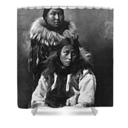 Alaska Eskimos, C1903 Shower Curtain