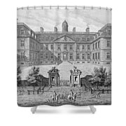 Albemarle House, Formerly Clarendon Shower Curtain