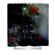 Albero5 Shower Curtain