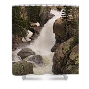 Alberta Falls Shower Curtain