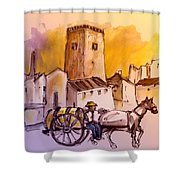 Alcazar De San Juan 01 Shower Curtain