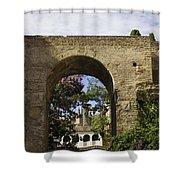 Alcazar - Sevilla - Spain Shower Curtain
