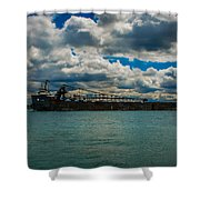 Alcoway Shower Curtain