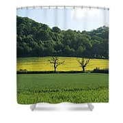 Alderton Hill Shower Curtain