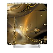 Tales Of Reflections Of Tales Shower Curtain