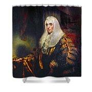 Alexander Wedderburn(1733-1805) Shower Curtain