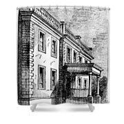 Alexandria, Virginia Shower Curtain